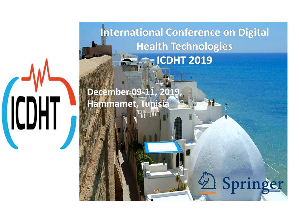 2nd International Conference on Digital Health Technologies ICDHT