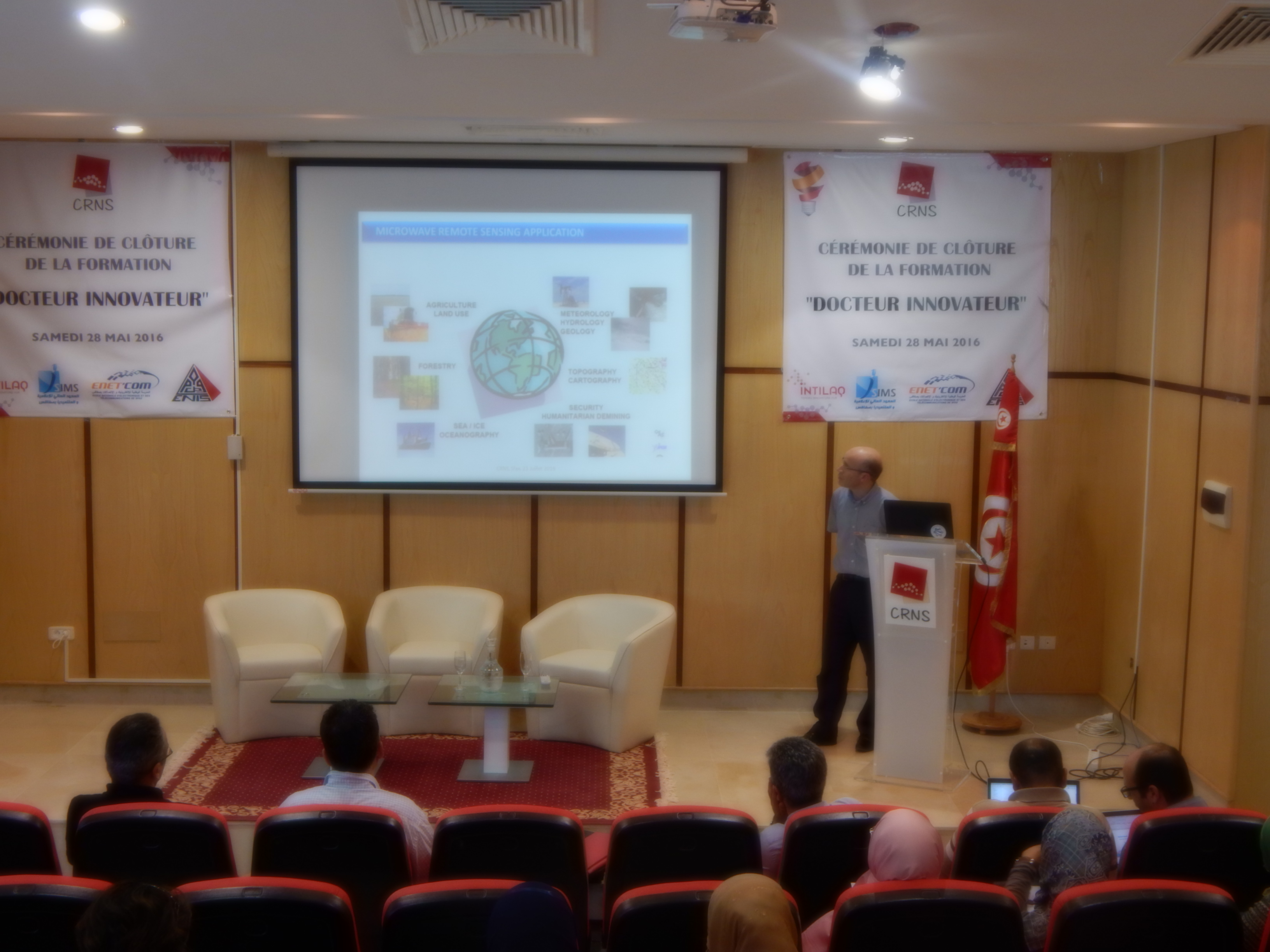 Workshop on Information and Communication Technologies