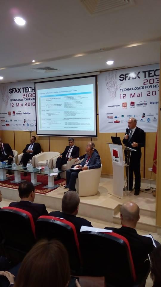 Sfax, Hub Technology for Health