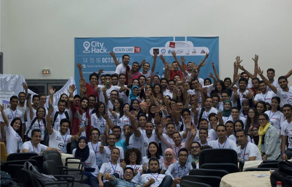 Third edition of the Hackathon CityHack'2016