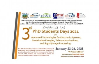3rd PhD Studients Days 2021