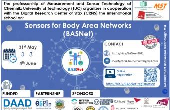 "International School on ""Sensors for Body Area Networks (BASNet)"""