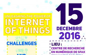 Conference of Dr. Bechir HAMDAOUI on the Internet of Thing at CRNS