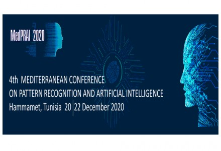 The 4th Mediterranean Conference on Pattern Recognition and Artificial Intelligence