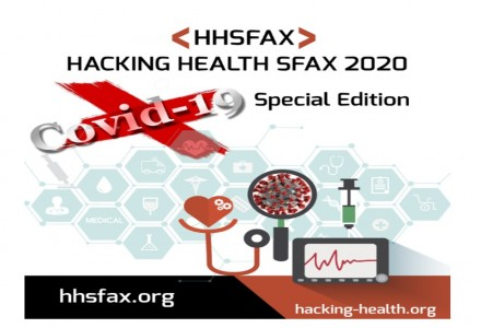 Hacking Health Sfax 2020 from 15th September to 05th December 2020 at CRNS