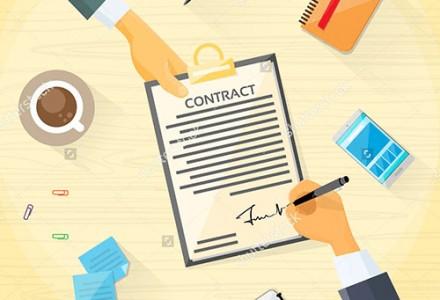 Annonce de recrutement des agents dans le cadre de contrats de services