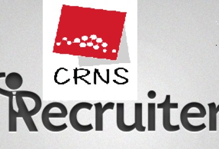 Announcement of recruitment